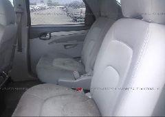 2005 Buick RENDEZVOUS - 3G5DA03E55S557032 front view