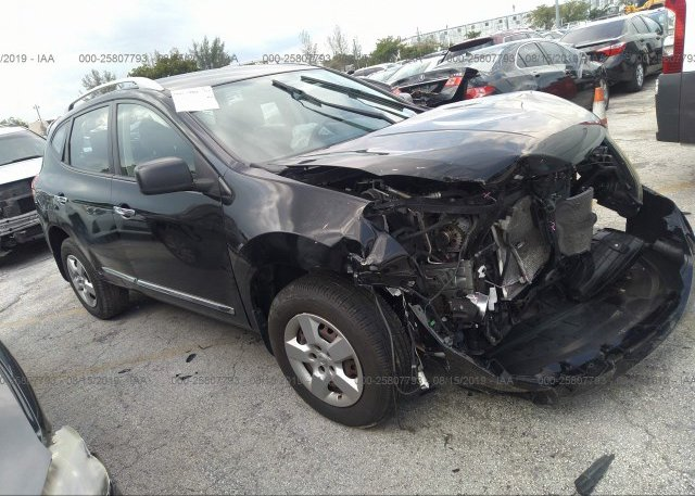 Inventory #598447500 2014 Nissan ROGUE SELECT
