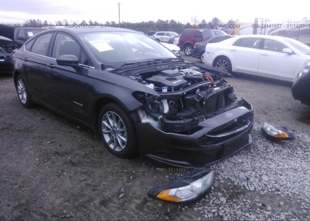 Inventory #772067951 2017 FORD FUSION