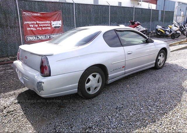 ... 2003 Chevrolet MONTE CARLO   2G1WX12K039201037 X2 · 2003 ...
