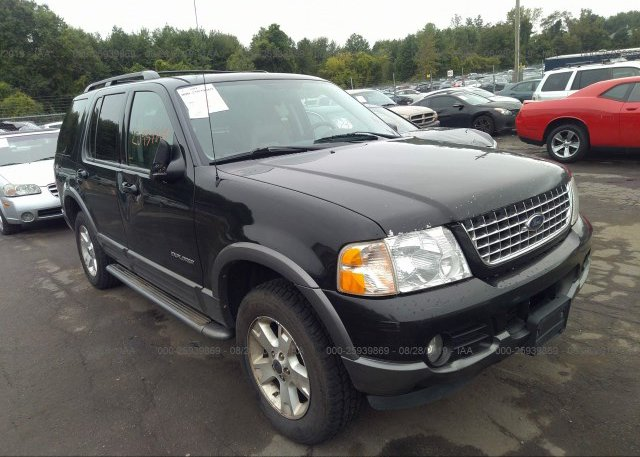 Inventory #617061296 2004 FORD EXPLORER