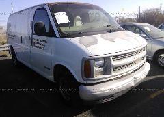 2000 Chevrolet EXPRESS G1500