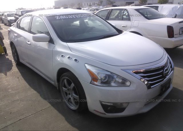 Inventory #527642328 2015 Nissan ALTIMA