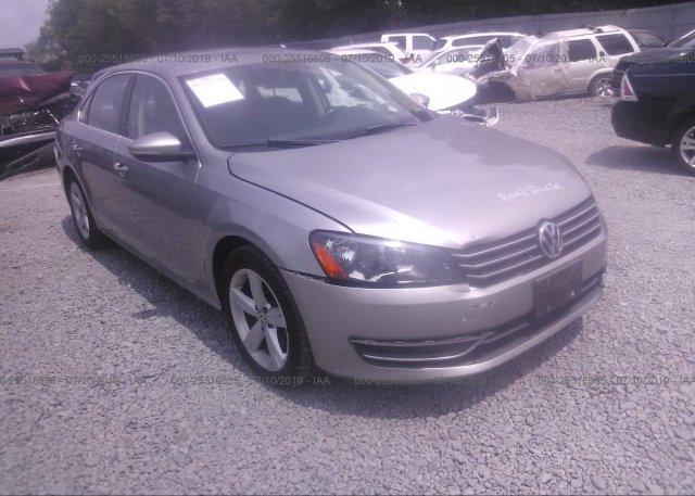 Inventory #802902886 2012 Volkswagen PASSAT