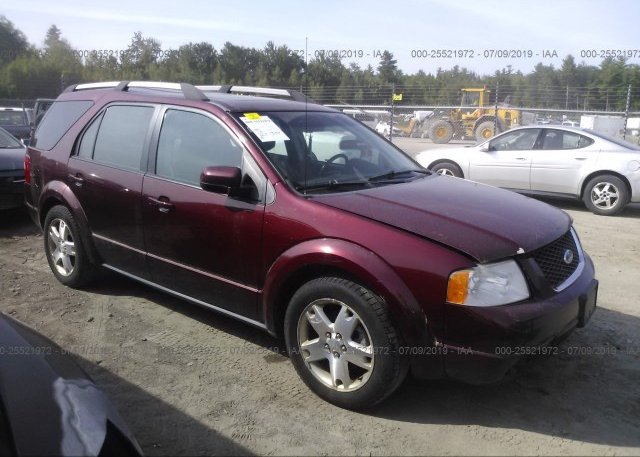 Inventory #133406026 2006 FORD FREESTYLE