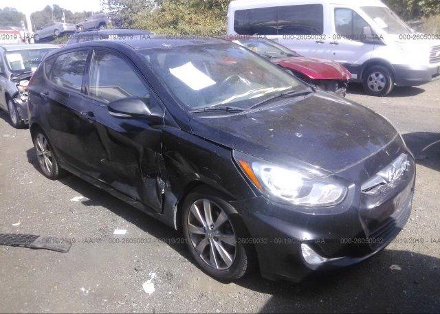Inventory #645028974 2013 Hyundai ACCENT