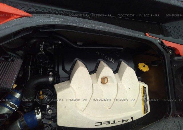 2010 SEADOO SEADOO RXP - YDV21942L910