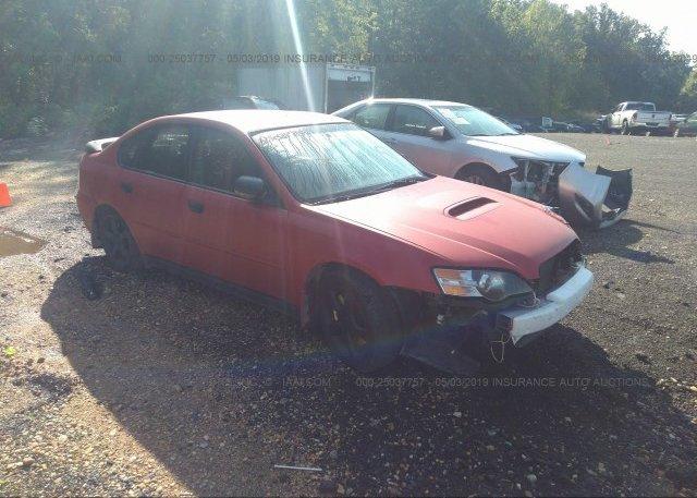 Inventory #303863897 2005 Subaru LEGACY
