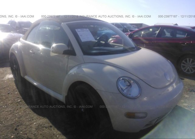 Inventory #588675684 2005 Volkswagen NEW BEETLE