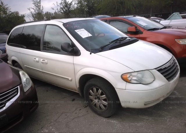 Inventory #883214094 2007 Chrysler TOWN & COUNTRY