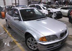 2000 BMW 323 - WBAAM3335YFP67008 Left View