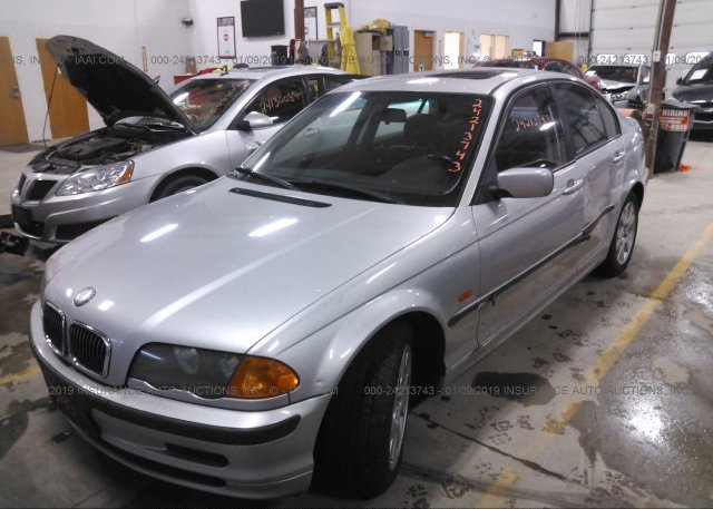 2000 BMW 323 - WBAAM3335YFP67008
