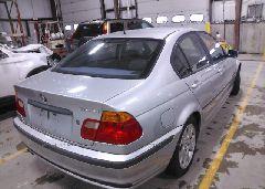 2000 BMW 323 - WBAAM3335YFP67008 rear view