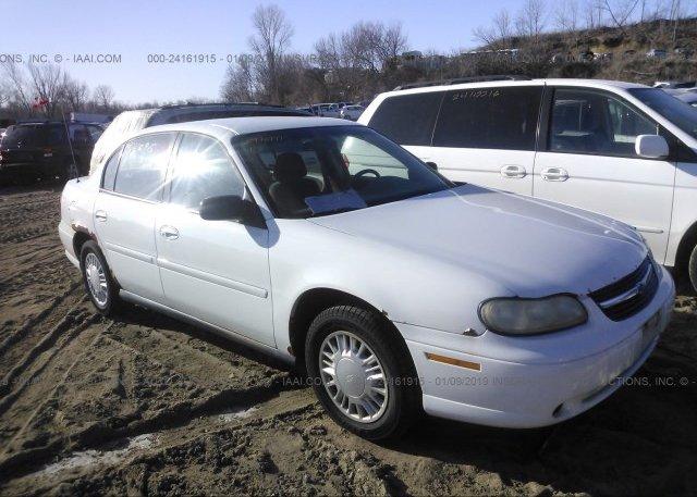 Inventory #818633380 2001 Chevrolet MALIBU