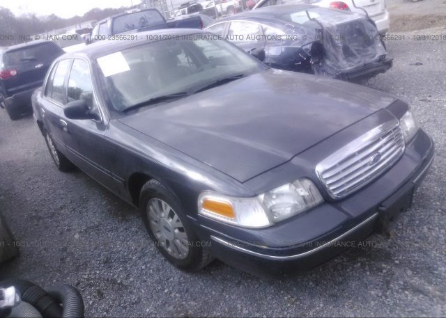 Inventory #422278792 2005 FORD CROWN VICTORIA