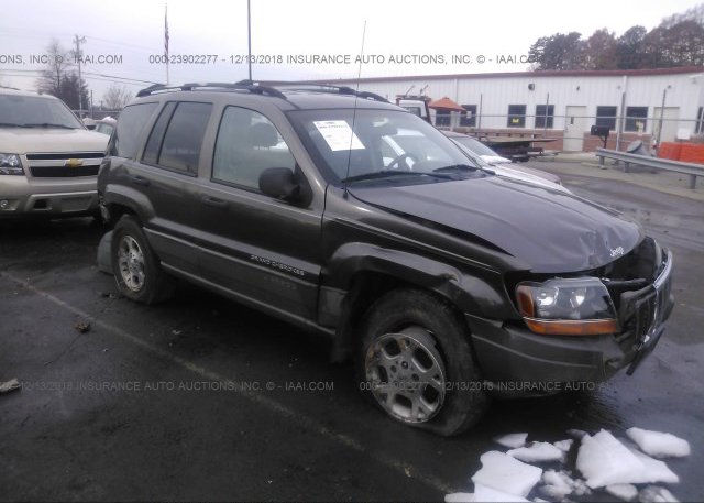 Inventory #416201911 2000 JEEP GRAND CHEROKEE