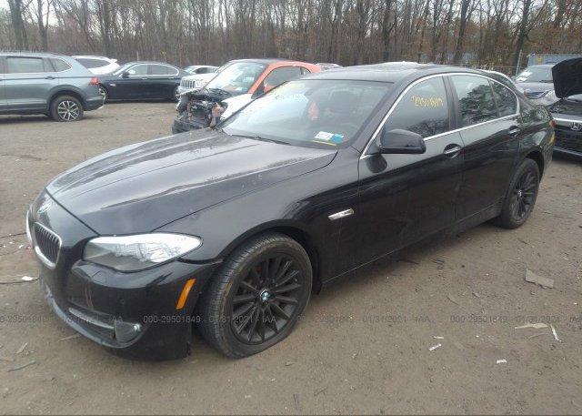 из сша 2013 BMW 5 SERIES WBAFU7C5XDDU68361