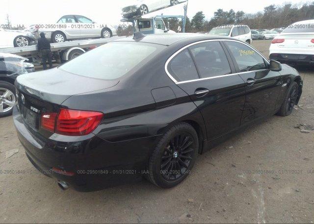цена в сша 2013 BMW 5 SERIES WBAFU7C5XDDU68361