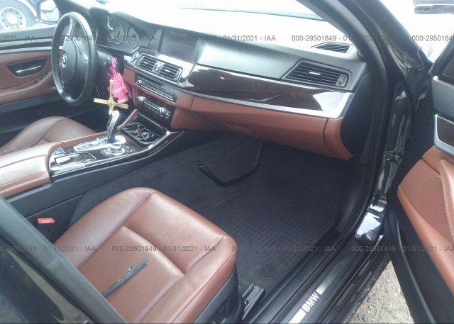 пригнать из сша 2013 BMW 5 SERIES WBAFU7C5XDDU68361