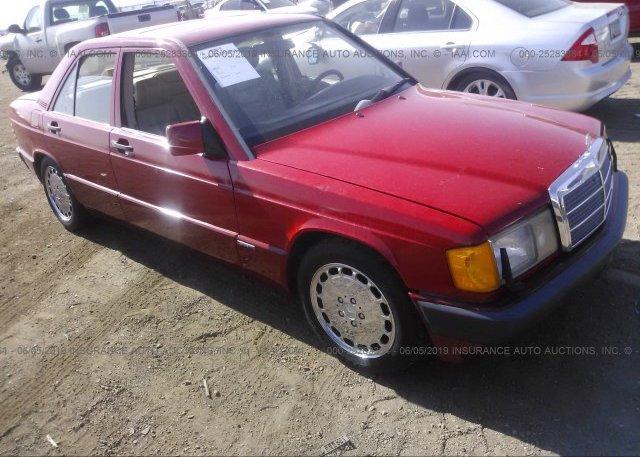 Inventory #483726432 1992 Mercedes-benz 190