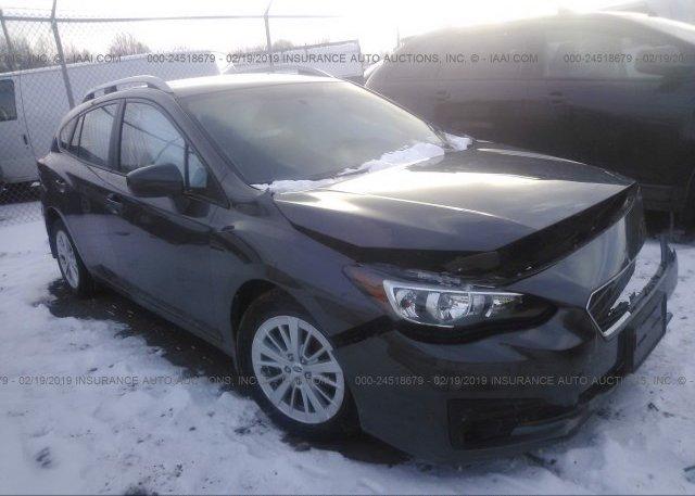 Inventory #120209143 2018 Subaru IMPREZA