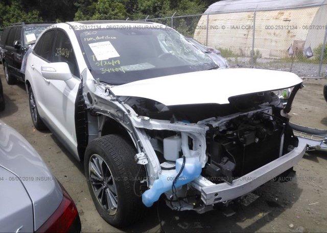 Inventory #209131560 2017 Acura RDX