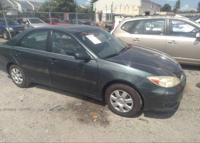 Inventory #399829016 2003 Toyota CAMRY