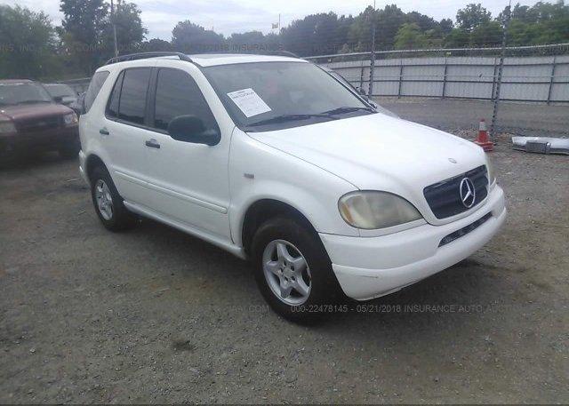 Inventory #683211856 1998 Mercedes-benz ML