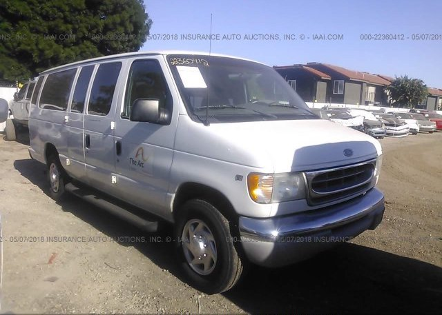 Inventory #616516444 2001 FORD ECONOLINE