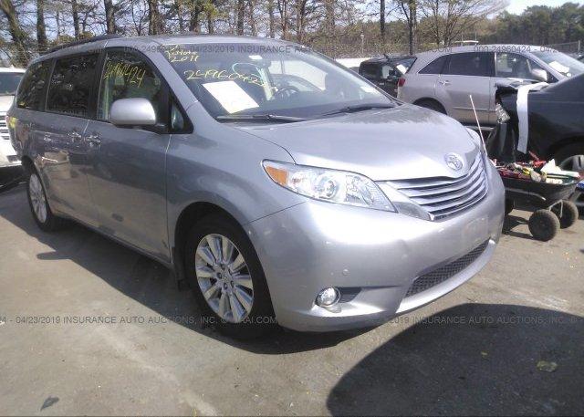 Inventory #812091218 2011 Toyota SIENNA
