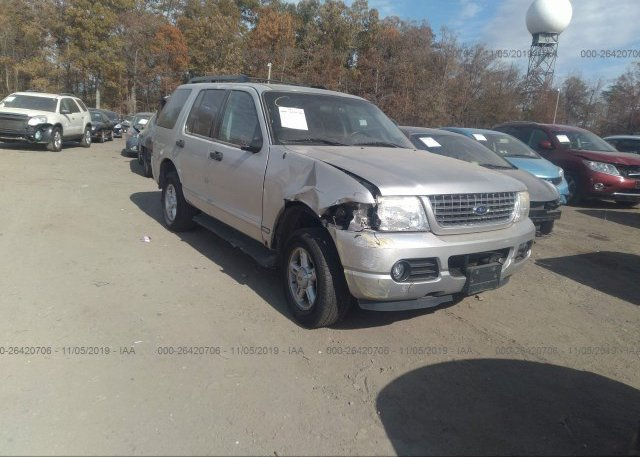 Inventory #105635270 2005 FORD EXPLORER