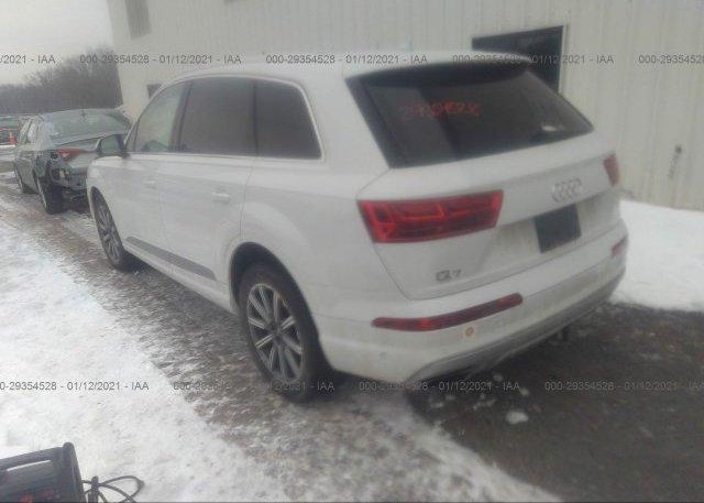 купить 2019 AUDI Q7 WA1LAAF78KD015033