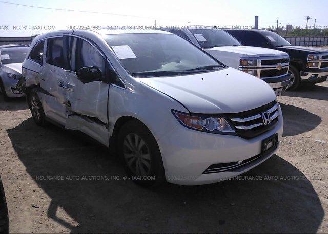 Inventory #122106458 2015 Honda ODYSSEY