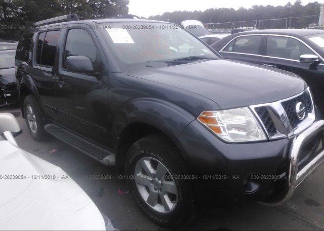 Inventory #392988847 2011 Nissan PATHFINDER