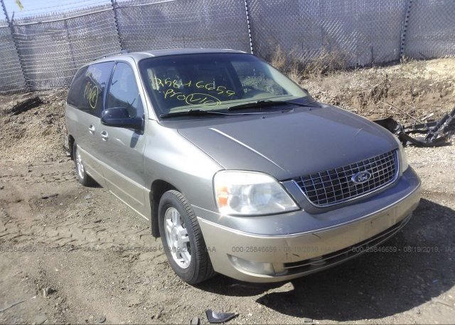 Inventory #347490320 2004 FORD FREESTAR