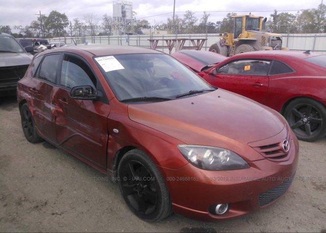Inventory #672502971 2004 Mazda 3