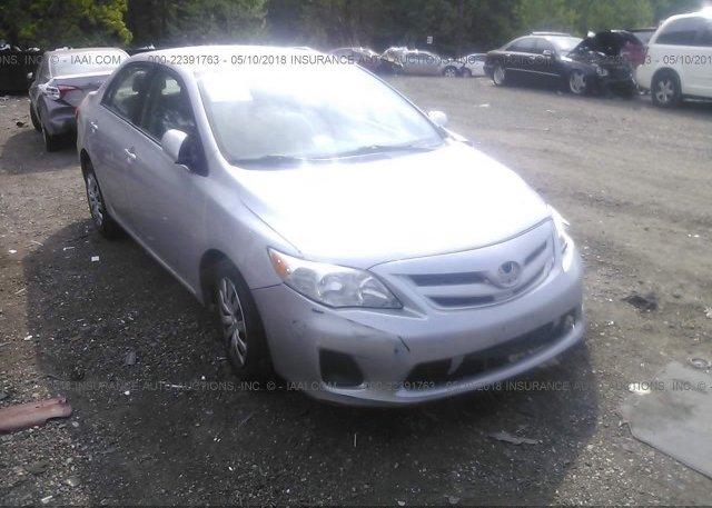 Inventory #667307315 2012 Toyota COROLLA
