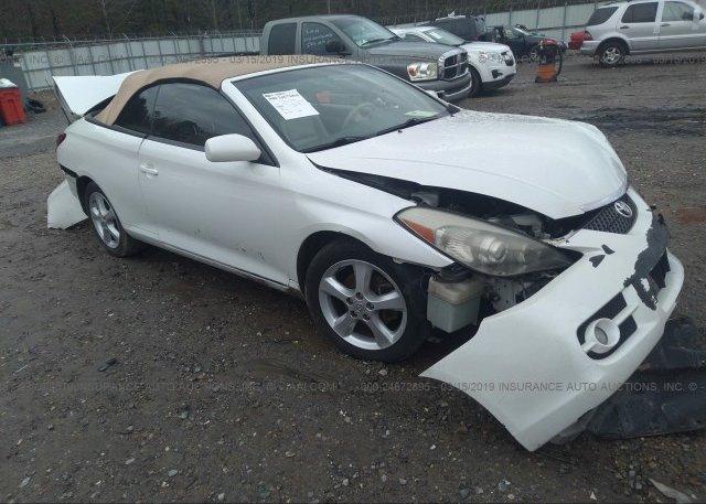 Inventory #343056002 2008 Toyota CAMRY SOLARA