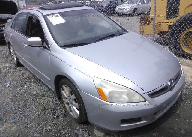 Inventory #648906292 2007 Honda ACCORD