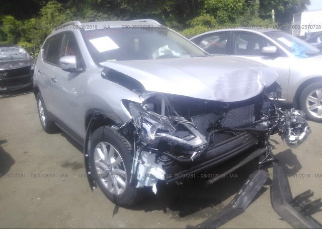 Inventory #138018601 2018 NISSAN ROGUE
