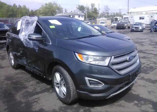Inventory #253109587 2015 FORD EDGE