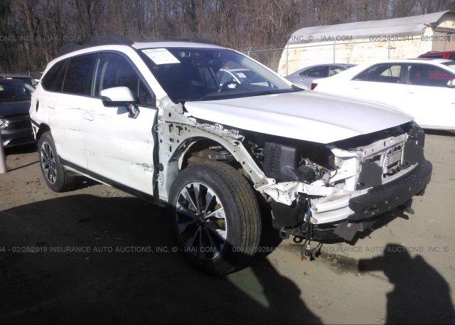 Inventory #159021197 2017 Subaru OUTBACK