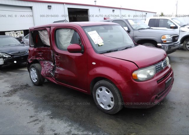 Inventory #120238879 2010 Nissan CUBE