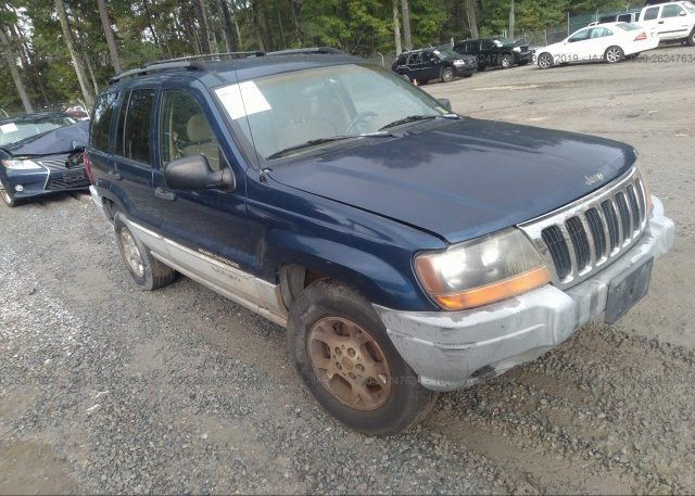 Inventory #771510789 2000 JEEP GRAND CHEROKEE