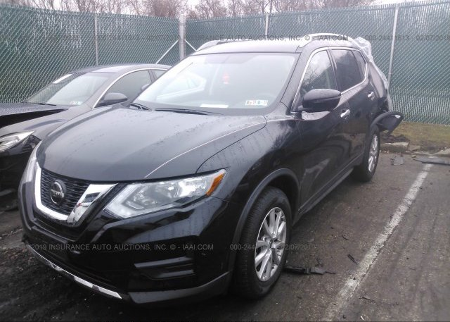 Inventory #590671379 2018 NISSAN ROGUE