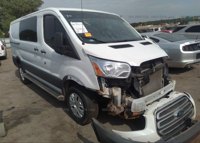 Inventory #408891717 2017 FORD TRANSIT
