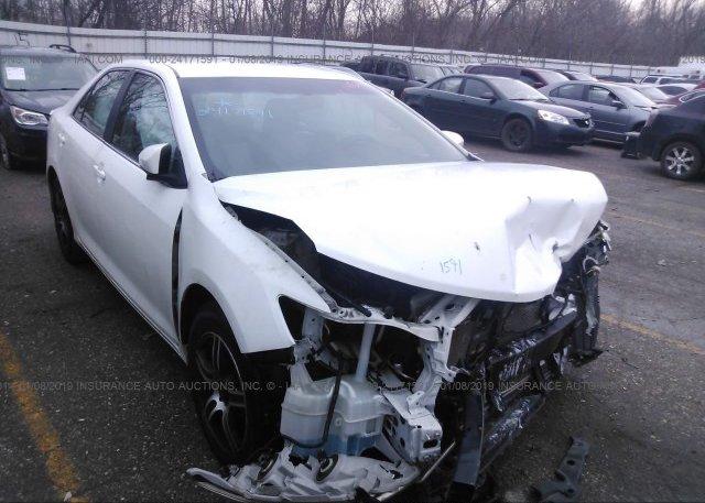 Inventory #671670841 2012 Toyota CAMRY