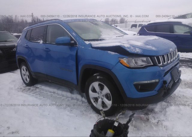 Inventory #173835199 2018 JEEP COMPASS