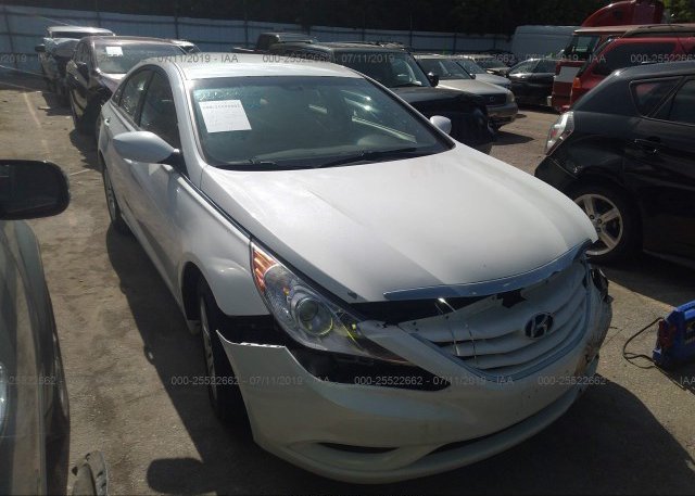Inventory #409501430 2011 Hyundai SONATA