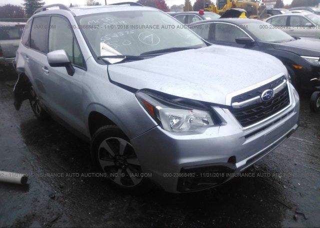 Inventory #403015584 2018 Subaru FORESTER
